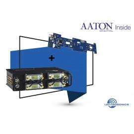 Aaton Inside, la solution Hydra pour Octopack