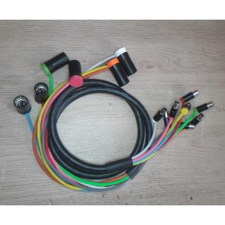 Câble Cantar X3 vers Octopack Lectrosonics