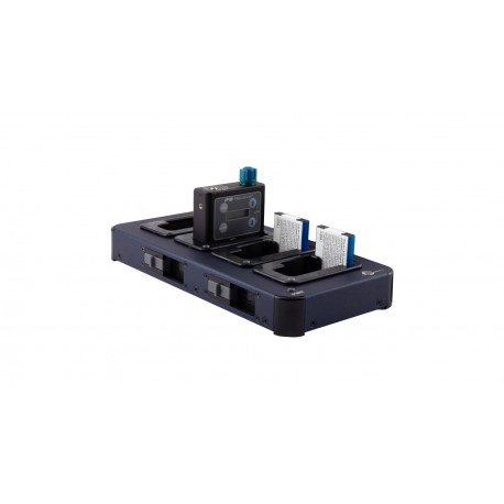 Chargeur 4 slot pour IFBR1B ou LB50